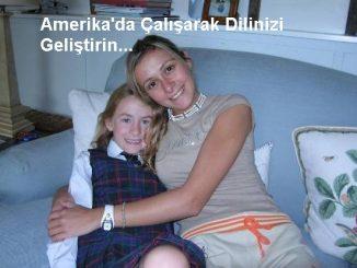 Amerika'da Çalışarak Dil Eğitimi