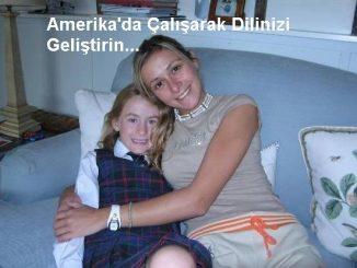 Amerikada çalışaral dil eğitimi