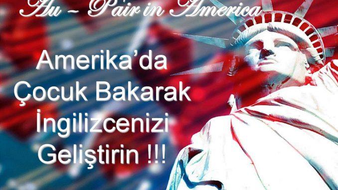 Au Pair Amerika İstanbul Acentaları