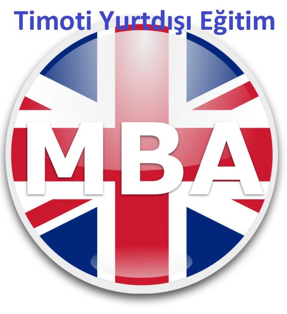 İngiltere MBA