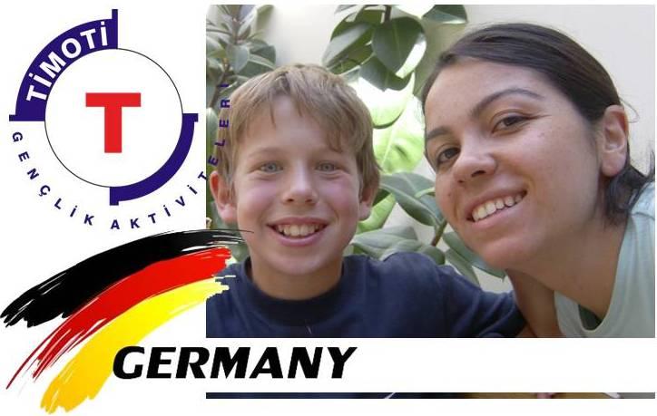 Au Pair Almanya