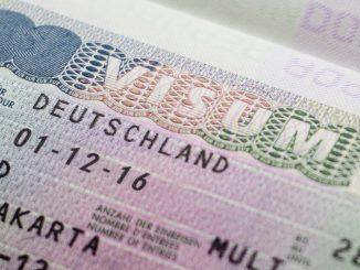 Almanya Au Pair vizesi
